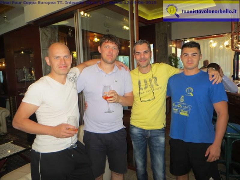 Tennistavolo Norbello 13-06-2015