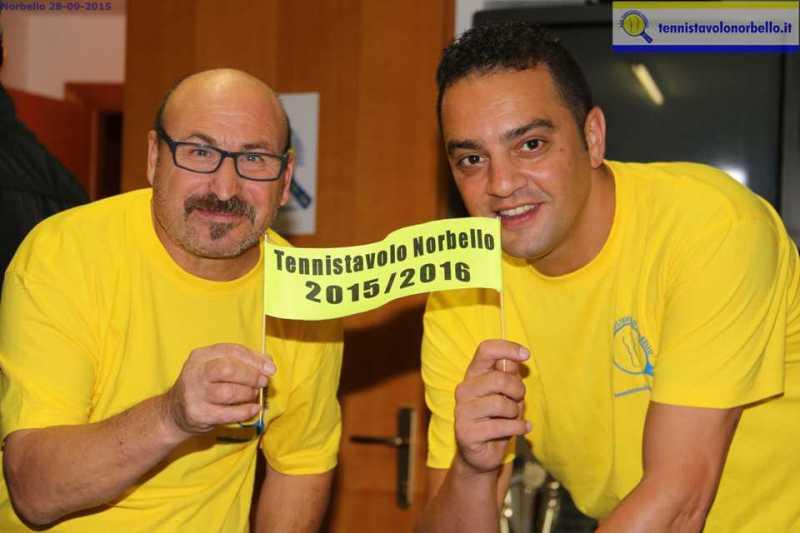 Salvatore Scotto e Massimiliano Mondello (Foto Gianluca Piu)