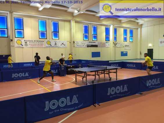 Tennistavolo Norbello 17-10-2015 - 1