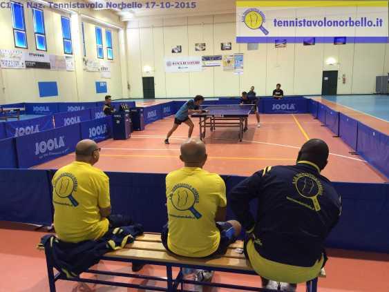 Tennistavolo Norbello 17-10-2015 - 4