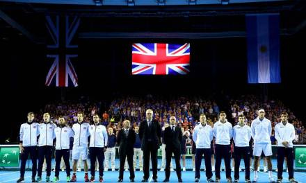 Davis Cup in danger