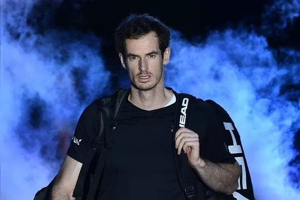 Andy Murray, first three-time winner
