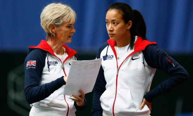 Anne Keothavong takes over as Fed Cup captain