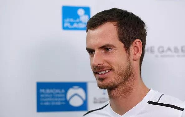 Arise Sir Andy Murray!