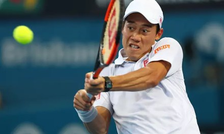 Nishikori and Dimitrov surprise in Brisbane