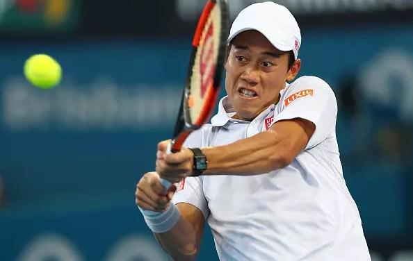 Nishikori and Dimitrov surprise in Brisbane