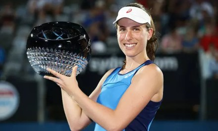 Konta triumphs in Sydney