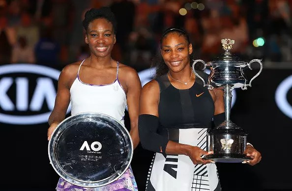 Serena downs Venus