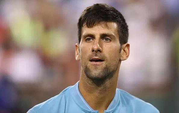 Djokovic injured