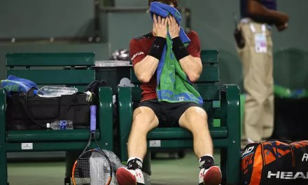 Murray now doubtful for Davis Cup