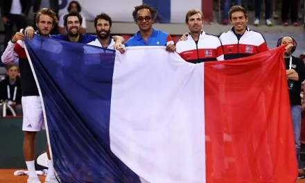 French celebrate