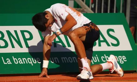 Djokovic is latest casualty