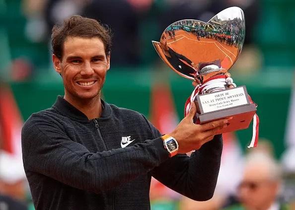 Nadal makes it ten