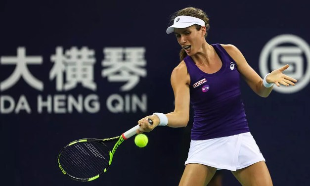 Konta adds famed coach WIn Fissette to Team