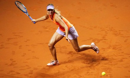 Maria Sharapova to face Eugenie Bouchard at Madrid Open