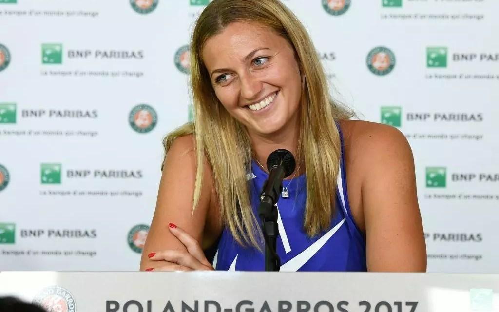 French Open | Kvitova's comeback