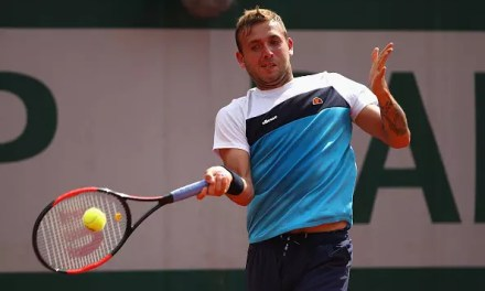 French Open | Evans is caught out