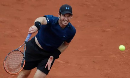 French Open   Murray shows improved form