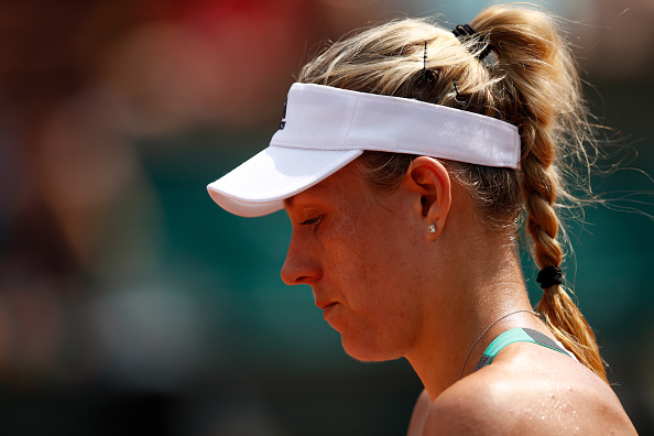 Wimbledon | Kerber's place at the top is under threat