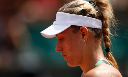 Wimbledon | Kerber's place at the top is under threat.