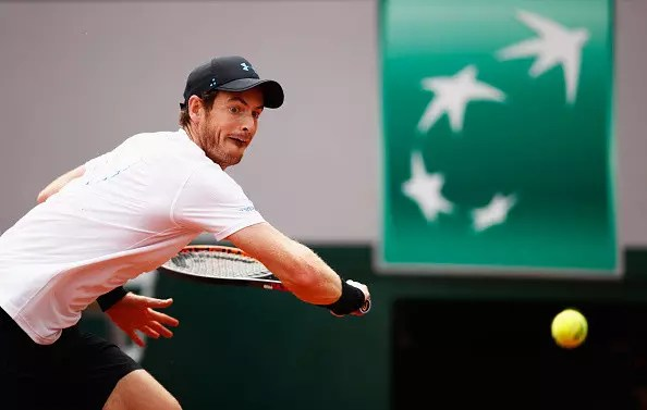 French Open   Murray takes important step