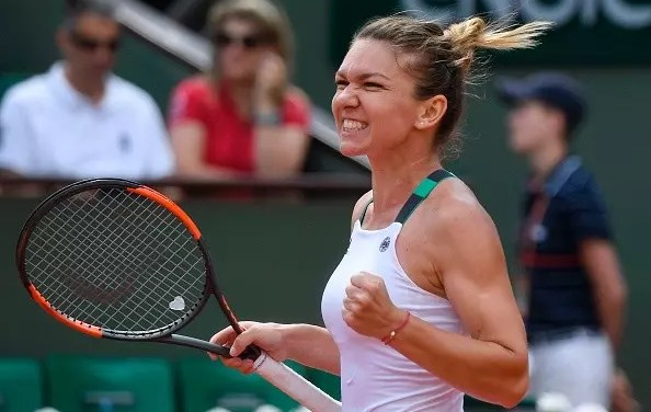 French Open   Halep dominates