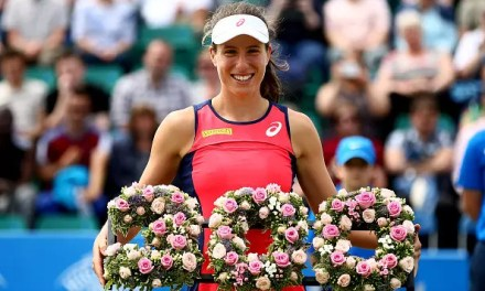 Nottingham Open | Konta reaches career landmark
