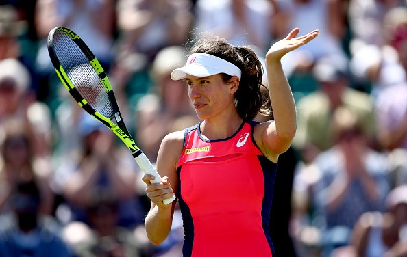 Nottingham Open | Konta eases into quarter-finals