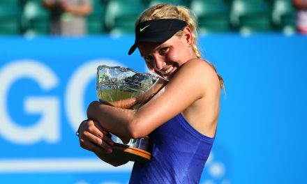 Nottingham Open | Konta suffers shock defeat as Vekic wins title