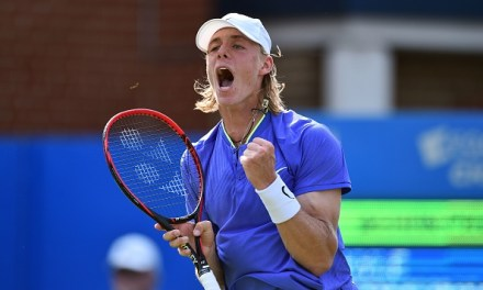Aegon Championships Queen's | Shapovalov ousts Edmund