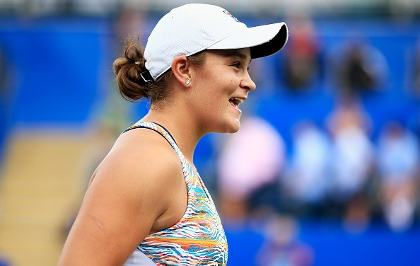 Birmingham Classic | Barty produces a surprise