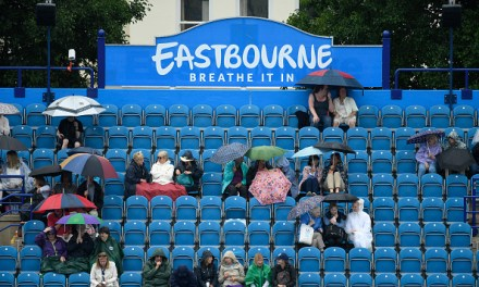 Eastbourne & Roehampton | Washed out