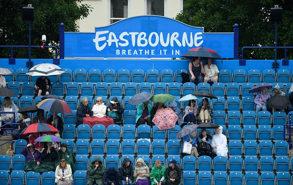 Eastbourne & Roehampton   Washed out