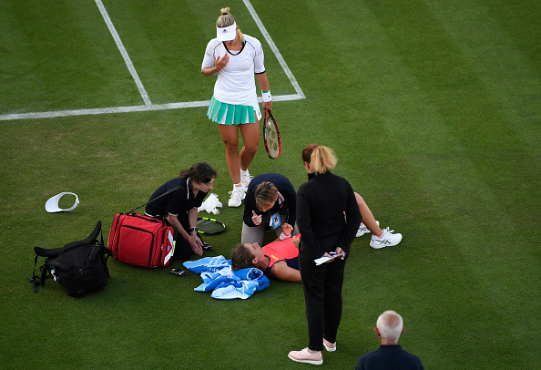 Wimbledon kept Kvitova hopes alive in dark times
