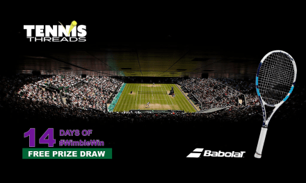 Win with #WimbleWin Day 10 | Babolat