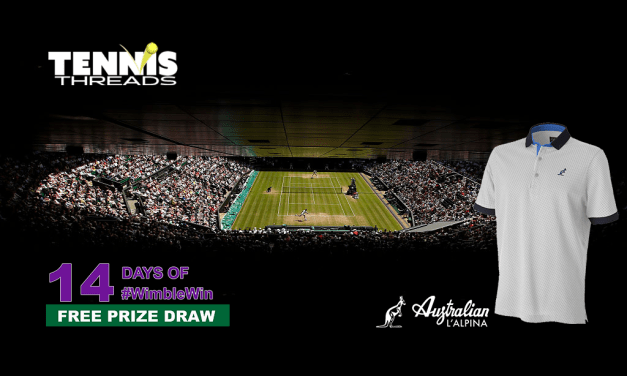 Win with #WimbleWin Day 12 | Australian L'alpina