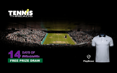 Win with #WimbleWin Day 7   PlayBrave