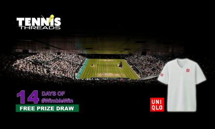 Win with #WimbleWin Day 9 | UNIQLO
