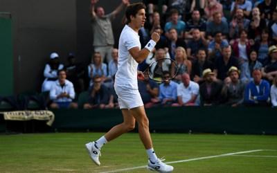 Wimbledon Day 1 | Bedene outlasts Karlovic