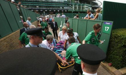 Wimbledon Day 7 | Mattek-Sands needing surgery