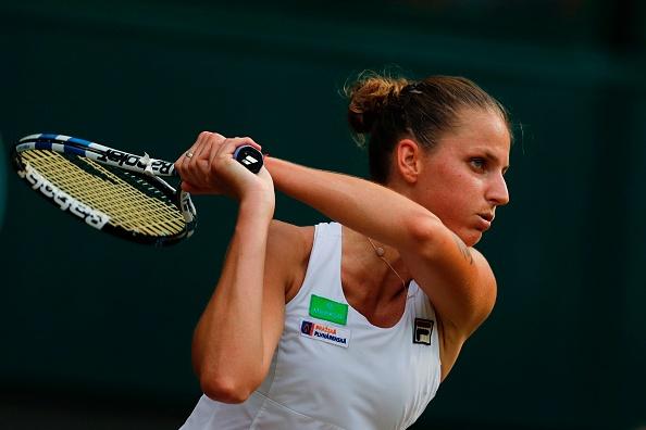 Wimbledon Day 9 | Karolina Pliskova becomes World No 1