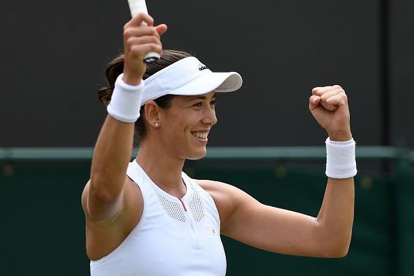 Wimbledon Day 6   Magnificent Muguruza moves on as leading ladies struggle