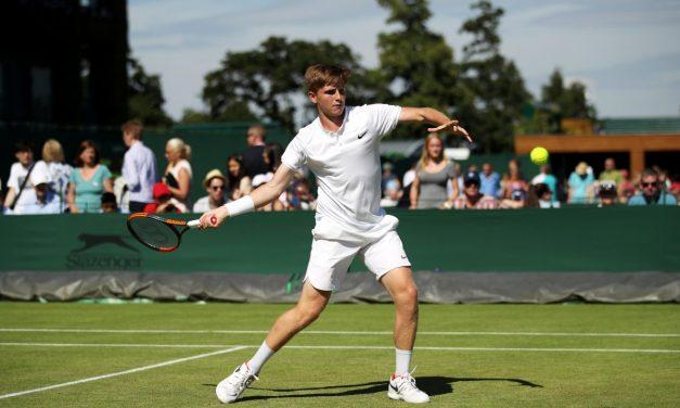 Wimbledon Day 9 | McHugh and Loffhagen make the Boys' Last 16