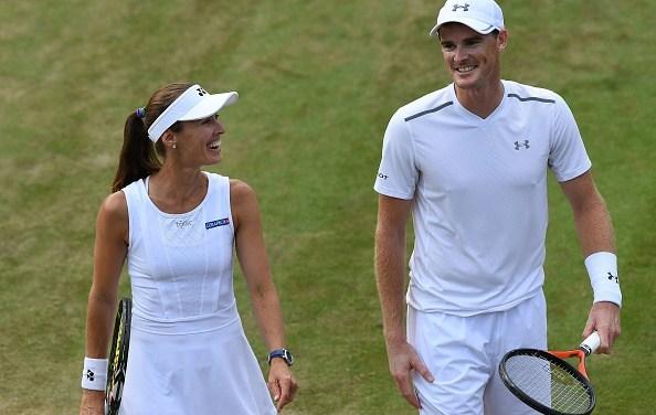 Wimbledon Day 6 | Jamie and Martina join forces