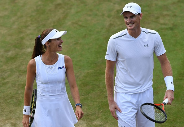 Wimbledon Day 6 | Jamie and Martina join forces