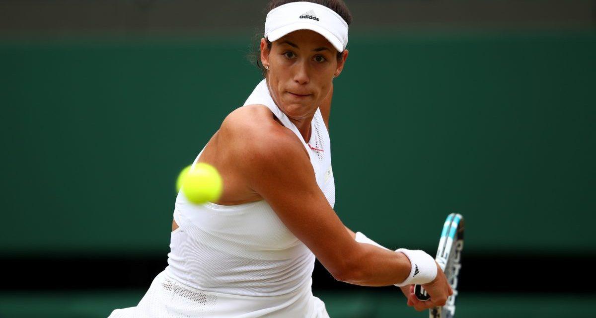 Wimbledon Day 10   Muguruza blitzes into final