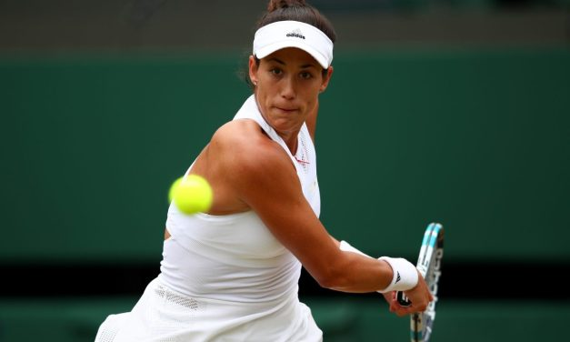 Wimbledon Day 10 | Muguruza blitzes into final