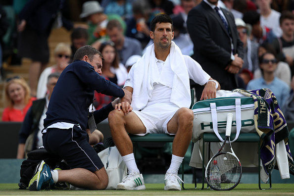 Belgrade   Its Official – Djokovic out for rest of season
