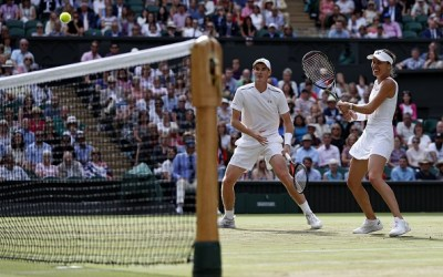 Wimbledon Day 11 | Brits reach mixed doubles final