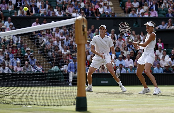 Wimbledon Day 11 | Brits reach mixed doubles final